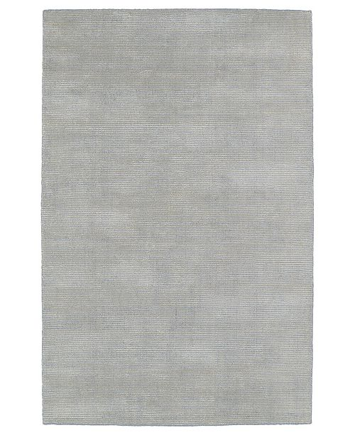 Kaleen Luminary LUM01-75 Gray 8' x 10' Area Rug