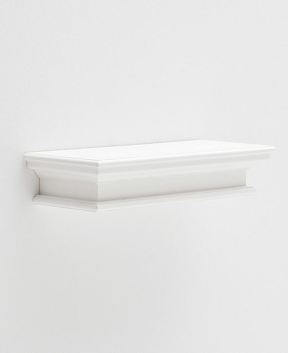 NovaSolo Floating Wall Shelf, Medium