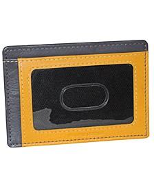 Tribeca RFID Front Pocket Get-Away Wallet