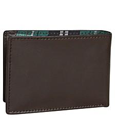 Sigma RFID Front Pocket Slimfold Wallet