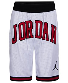 Jordan Big Boys Retro Mesh Shorts