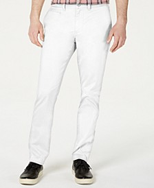 Men's Relaxed-Fit Chinos, Created for Macy's