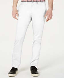 American Rag Men's Relaxed-Fit Chinos, Created for Macy's