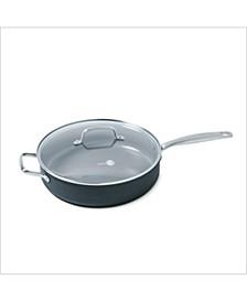 Chatham 5-Qt. Ceramic Non-Stick Sauté Pan & Lid