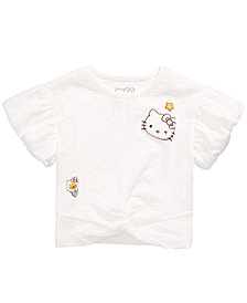 Hello Kitty Little Girls Twisted Top