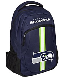 Seattle Seahawks Action Backpack