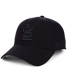 '47 Brand St. Louis Cardinals Black Series MVP Cap
