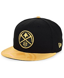 New Era Denver Nuggets Gold Viz 9FIFTY Cap