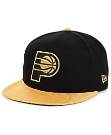 New Era Indiana Pacers Gold Viz 9FIFTY Cap