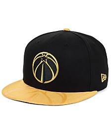 New Era Washington Wizards Gold Viz 9FIFTY Cap