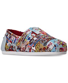 Skechers Women's Bobs for Dogs and Cats Casual Slip-On Flats from Finish Line