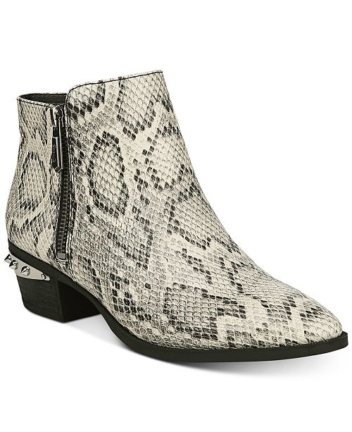 Circus by Sam Edelman Highland Western Spiked Booties