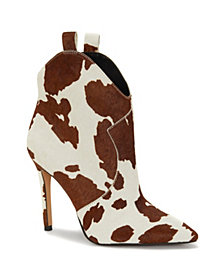 Jessica Simpson Pixille Pointy Toe Western Booties