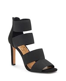 Jessica Simpson Cerina Banded High Heel Sandals