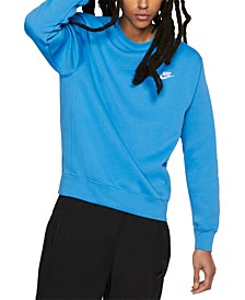 Men's Club Crew Fleece Sweatshirt