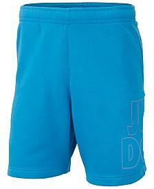 Nike Men's Sportswear Fleece Just Do It Shorts