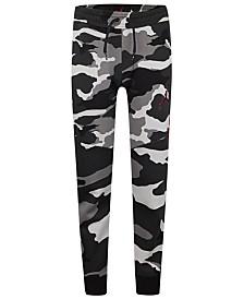 Jordan Big Boys Camouflage Joggers