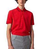 59cc2185d Hugo Boss Men's Logo Collar Polo Shirt