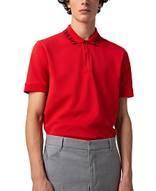 Hugo Boss Men's Logo Collar Polo Shirt