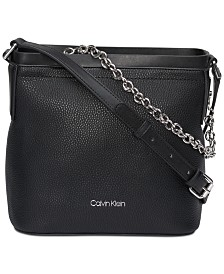 Calvin Klein Beverly Leather Crossbody