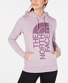 Women's Trivert Logo-Print Hoodie