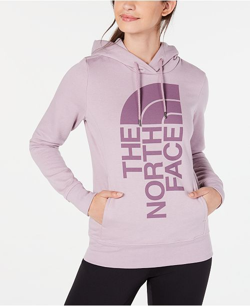 The North Face Women's Trivert Logo-Print Hoodie