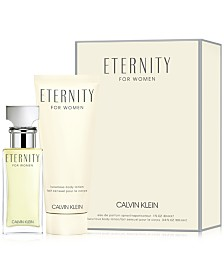 Calvin Klein 2-Pc. Eternity For Women Eau de Parfum Gift Set
