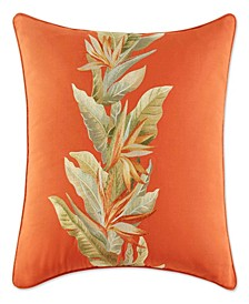Tommy Bahama Birds Of Paradise Spice Throw Pillow