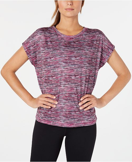 Ideology Space-Dyed Top, Created for Macy's