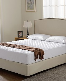 Cheer Collection Quilted Queen Mattress Pad/Protector