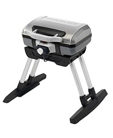 Outdoor Electric Grill with Versa Stand