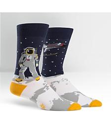 Sock It To Me Men's One Giant Leap Socks