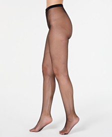 I.N.C. Women's Core Fishnet Tights, Created for Macy's