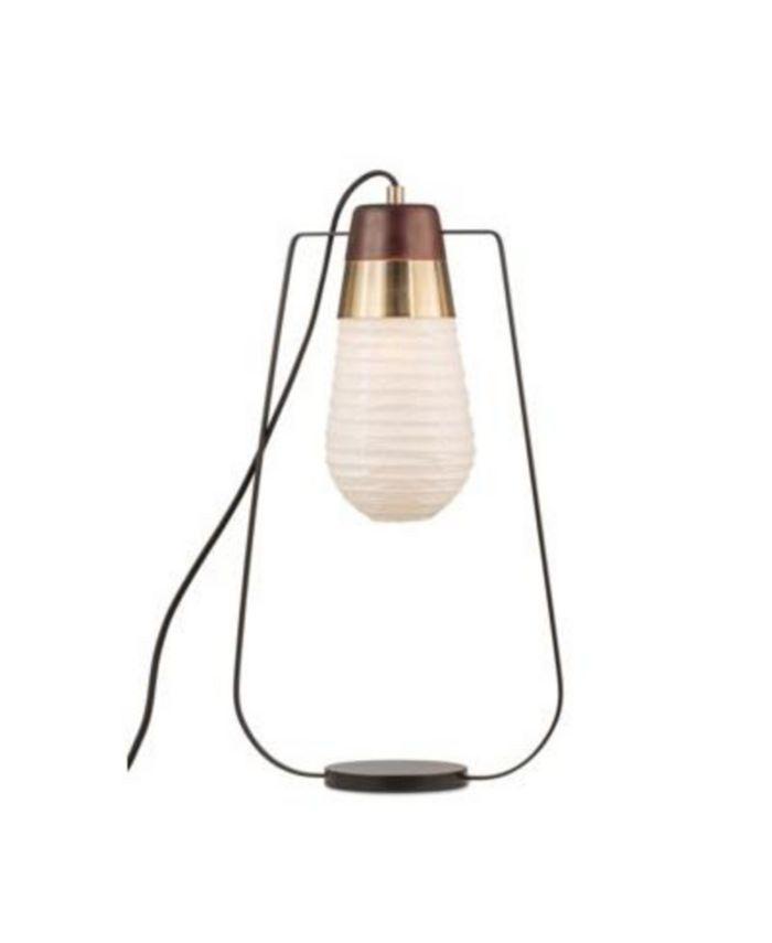NOVA of California - Sunset Standing Table Lamp Weathered Brass