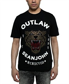 Men's Outlaw Graphic T-Shirt
