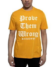 Sean John Men's Prove Them Wrong T-Shirt