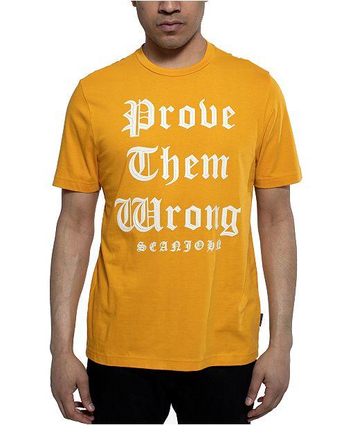 Sean John Men's Prove Them Wrong T-Shirt