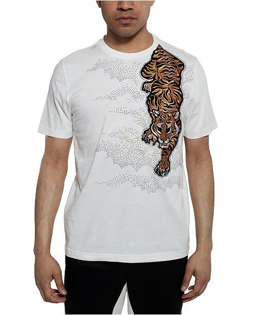 Sean John Men's Tiger Prowl Graphic T-Shirt