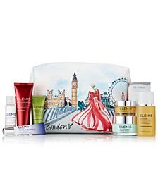 9-Pc. Essentials For Her Luxury Travel Set
