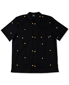 LRG Men's Embroidered Tree Shirt