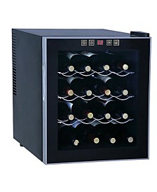 SPT 16-Bottle Thermo-Electric Wine Cooler