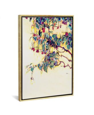 "Sun Tree by Egon Schiele Gallery-Wrapped Canvas Print - 40"" x 26"" x 0.75"""