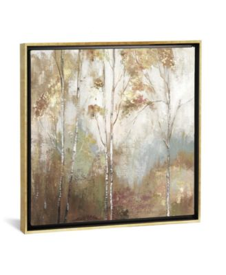 Fine Birch Ii by Allison Pearce Gallery-Wrapped Canvas Print - 26