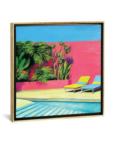 """iCanvas 0.5 by Ieva Baklane Gallery-Wrapped Canvas Print - 26"""" x 26"""" x 0.75"""""""