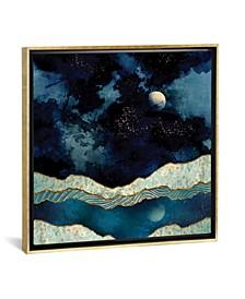 """Indigo Sky"" by Spacefrog Designs Gallery-Wrapped Canvas Print"
