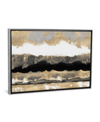 """Golden Undertones Ii by Rachel Springer Gallery-Wrapped Canvas Print - 26"""" x 40"""" x 0.75"""""""