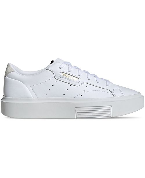 Women's Originals Sleek Super Casual Sneakers from Finish Line