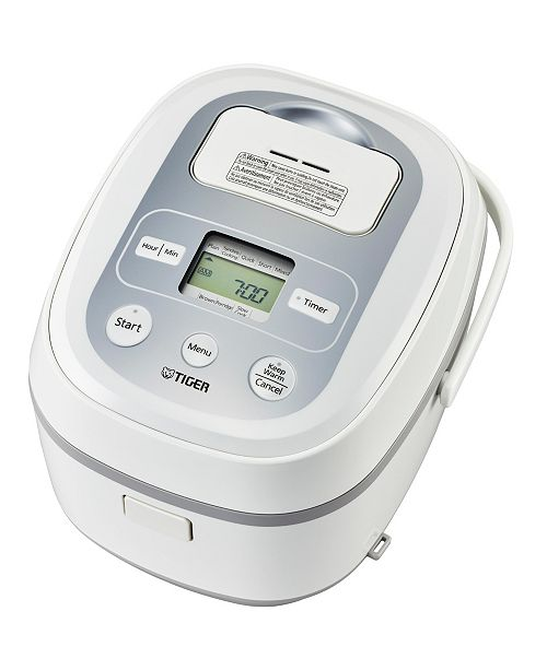 Tiger 5.5-Cup Multi-Functional Rice Cooker