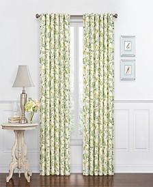 Waverly Carolina Crewel Window Curtain