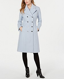 Double-Breasted Walker Coat